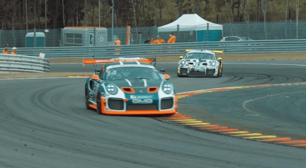 Porsche werbe spot und social media film