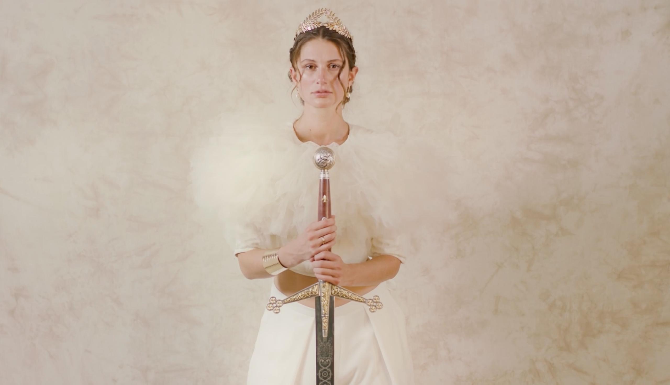Image film for Braut Brautigam